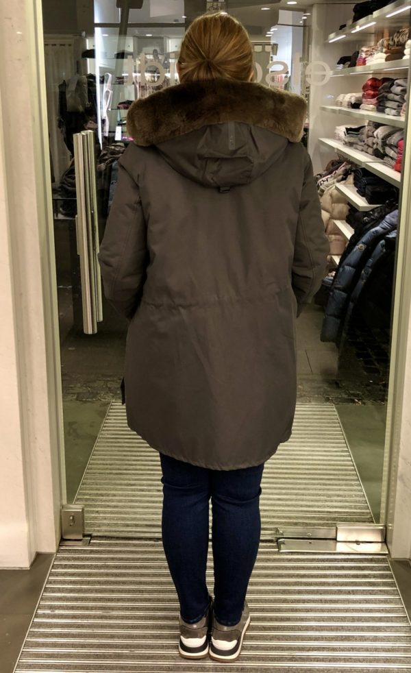 Mantel G-Lap