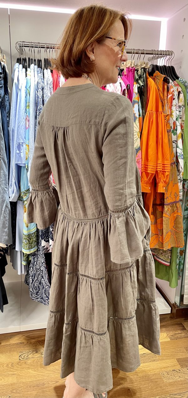 "kleid angoor ""Birte"" khaki"