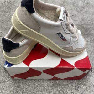Sneaker Autry navy Kappe