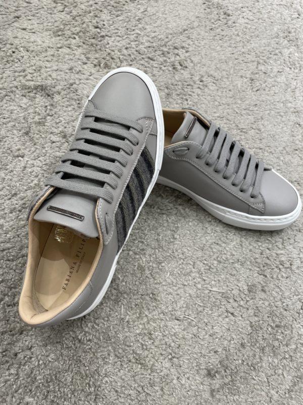 Fabiana Filippi Ledersneaker Schuhe Lucrezia