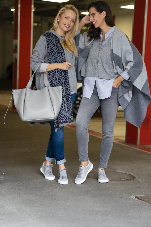 Fabiana Fililppi Sneaker grau